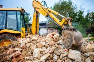 demolition et deconstruction de bâtiment et site industriel